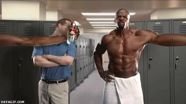 Enlace a Terry Crews+Old Spice=Win