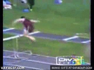 Enlace a Cómo NO correr los 110m vallas