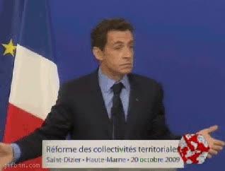 Enlace a El truco de Sarkozy