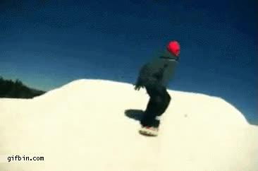 Enlace a Snowboarding win