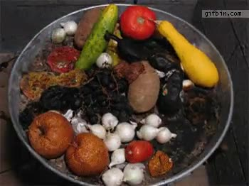 Enlace a Fruta en descomposición