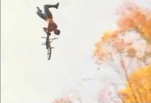 Enlace a Salto en BMX