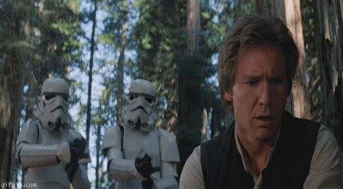 Enlace a Han, esas manos quietas