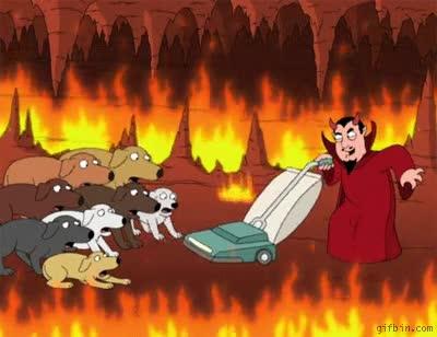 Enlace a El infierno de los perros
