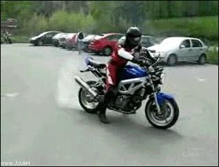 Enlace a P'a qué tanta moto