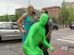 Enlace a El hombre verde