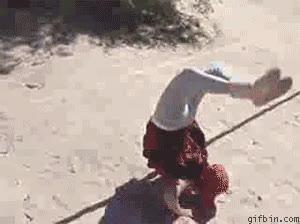 Enlace a Salto fallido