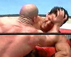 Enlace a Luchador cachondo