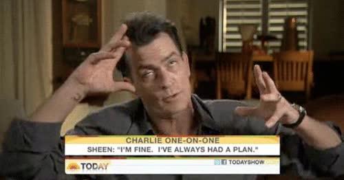 Enlace a Charlie Sheen: Estoy bien
