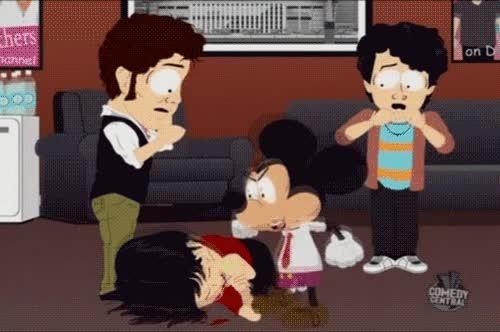 Enlace a Mickey, tío, contrólate