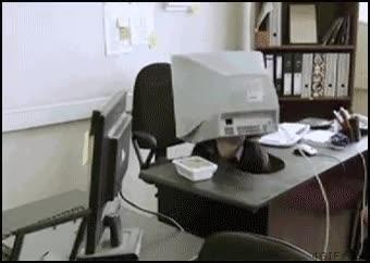 Enlace a Camuflaje en la oficina
