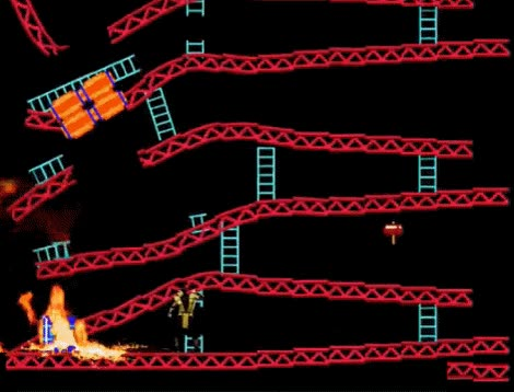 Enlace a Mortal Kombat vs. Donkey Kong