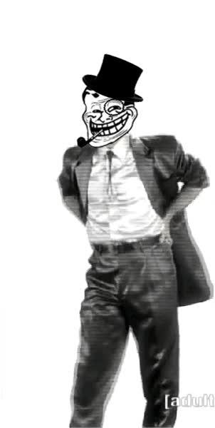 Enlace a Trolldad dance