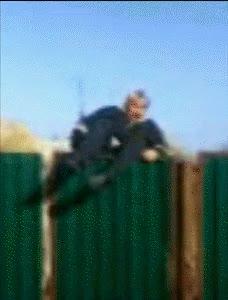 Enlace a Si vas a saltar una valla, rebaja esos kilos de más