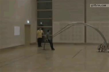 Enlace a Catapulta extrema