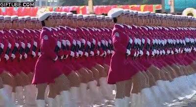 Enlace a Chicas soldado