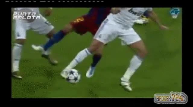 Enlace a ¿Seguro que Pepe toca a Alves?