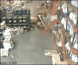 Enlace a Desastre en la fábrica
