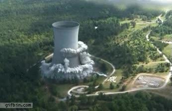 Enlace a Explosión de central nuclear