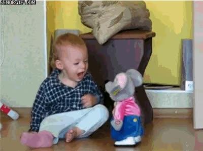 Enlace a ¡Qué lindo raton! No espera... AHHHH!