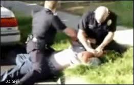 Enlace a La poli haciendo de las suyas