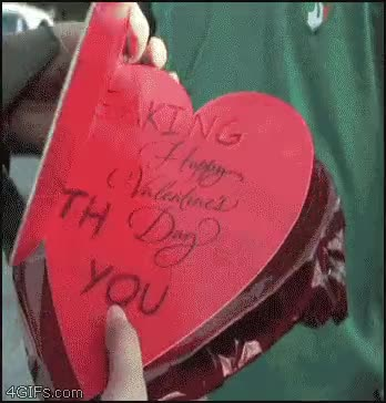 Enlace a Que te dejen en el día de San Valentín no tiene precio
