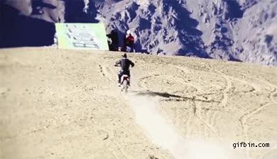 Enlace a ¡A la mierda la moto!