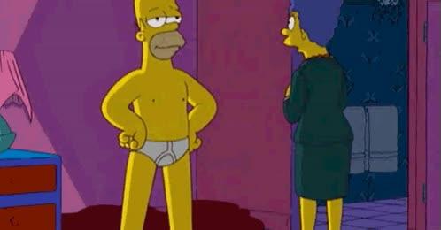 Enlace a Homer y sus trucos