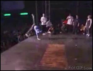 Enlace a Break Dance Fail