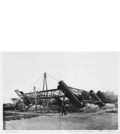 Enlace a Construcción de la Torre Eiffel
