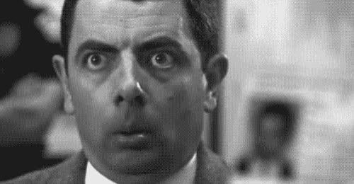 Enlace a Mr. Bean identificándose