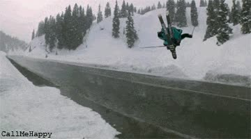 Enlace a Esto es dominar la nieve