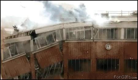 Enlace a Demolición controlada