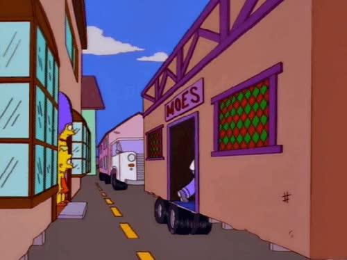 Enlace a Me voy al bar de Moe