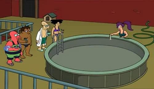 Enlace a Agua para piscina instantánea