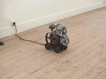 Enlace a Suicidio robot