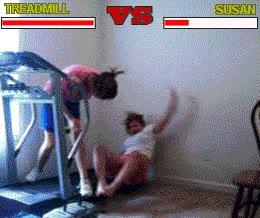 Enlace a Cinta de correr VS Susan