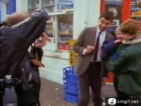 Enlace a Mr. Bean, ese cabrón simpático