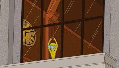 Enlace a El señor Burns no tiene vecinos