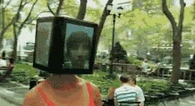 Enlace a Una fan del iPad algo loca