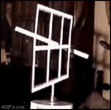 Enlace a Ventana ilusión óptica