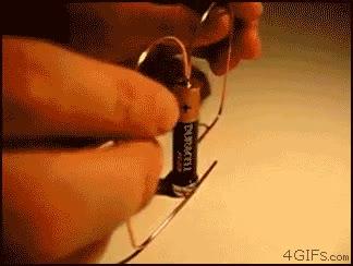 Enlace a Motor magnético