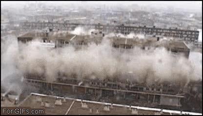 Enlace a Demoler un edificio en 5 segundos