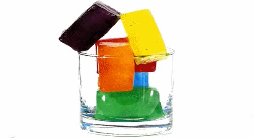 Enlace a ¿Qué pasa si mezclas agua de varios colores?