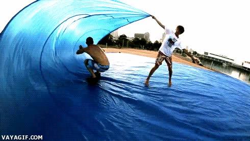 Enlace a ¡Así cualquiera surfea!