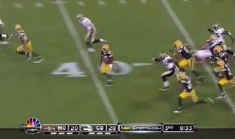 Enlace a Increíble touchdown de inicio de temporada