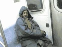 Enlace a Bonitos habitantes en el metro de NYC