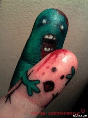 Enlace a Muere dedo, muere