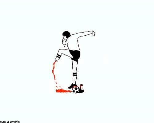 Enlace a Riesgos del fútbol