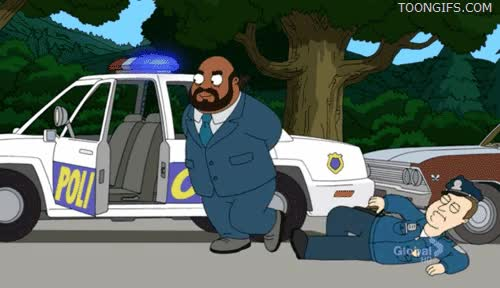 Enlace a Y así fue como me libré de la poli